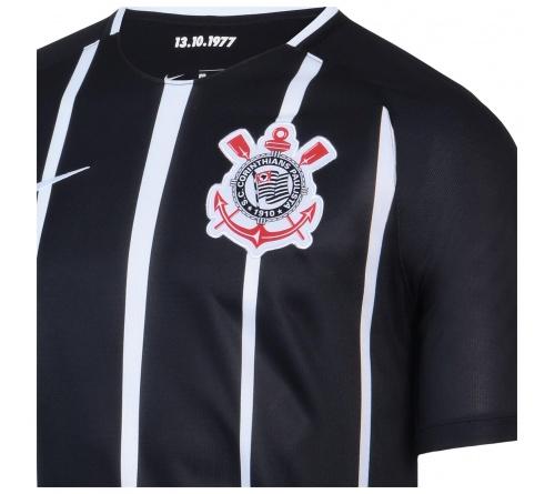 Camisa Nike Corinthians II Oficial 2017/18
