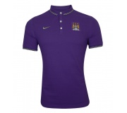 Camisa Nike Manchester City  Polo League 2014/15