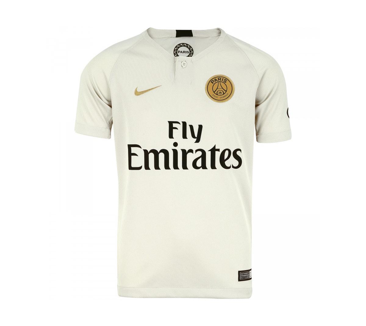 Camisa Nike Paris Saint Germaint II 18/19 Infantil