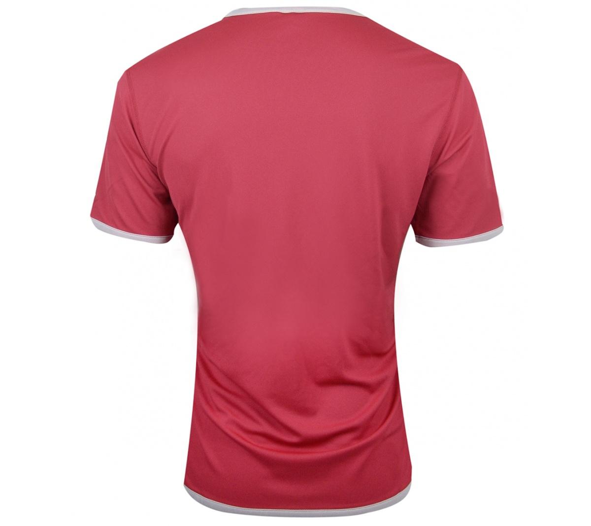 Camisa Nike SS Reversible Cinza   Vermelho - Mundo do Futebol 6b829d4824c7d