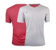 Camisa Nike SS Reversible Cinza / Vermelho