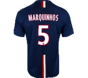 Camisa Paris Saint Germain I Marquinhos