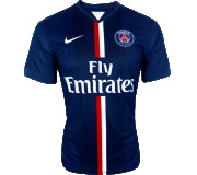 Camisa Paris Saint Germain I Nike Oficial 2014/15