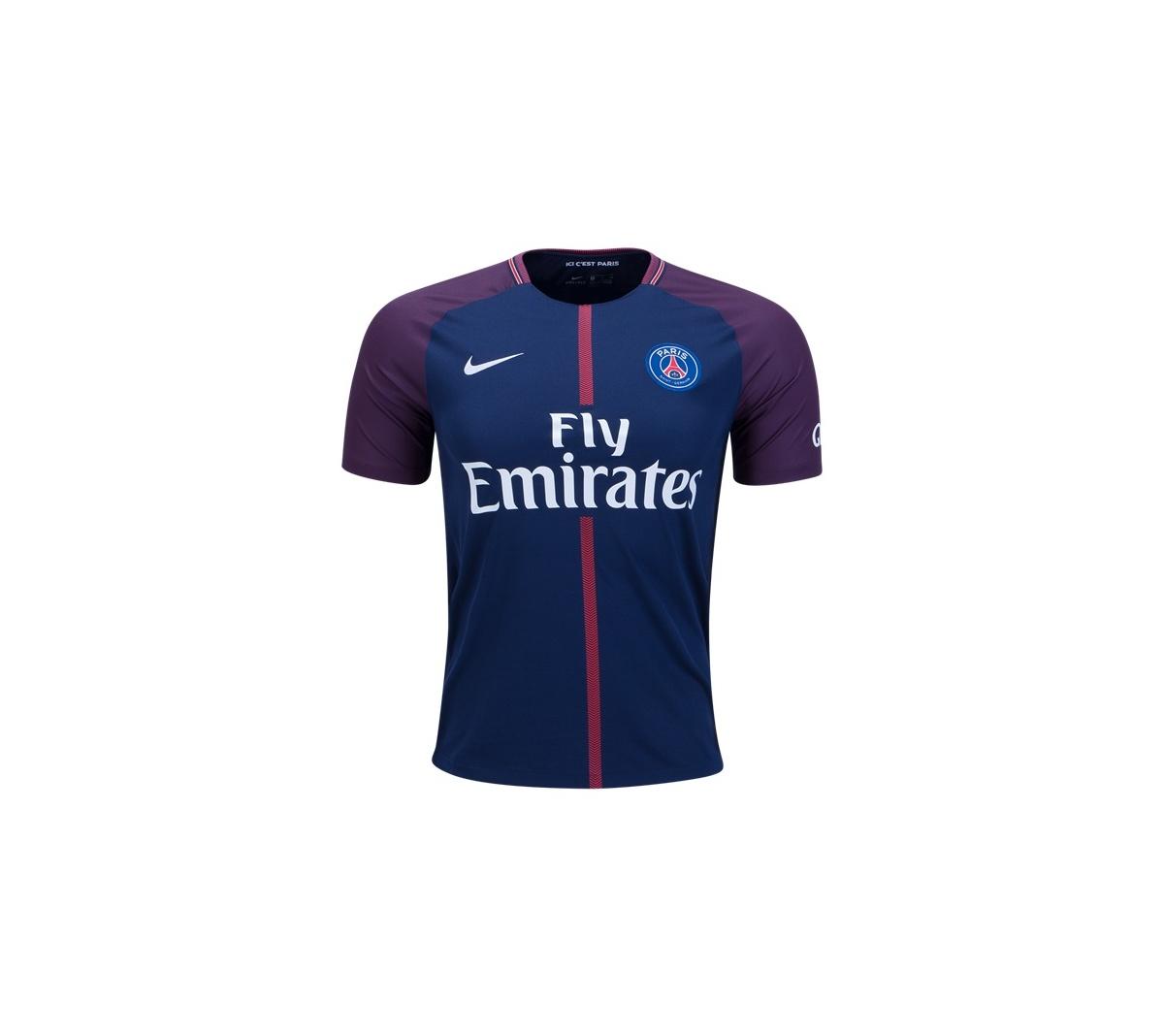 Camisas paris saint germain 5dcaea04e4a60