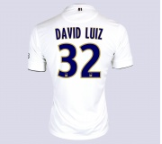 Camisa Paris Saint Germain II David Luiz