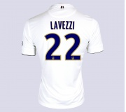 Camisa Paris Saint Germain II Lavezzi