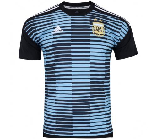 Camisa Pré-Jogo Argentina 2018