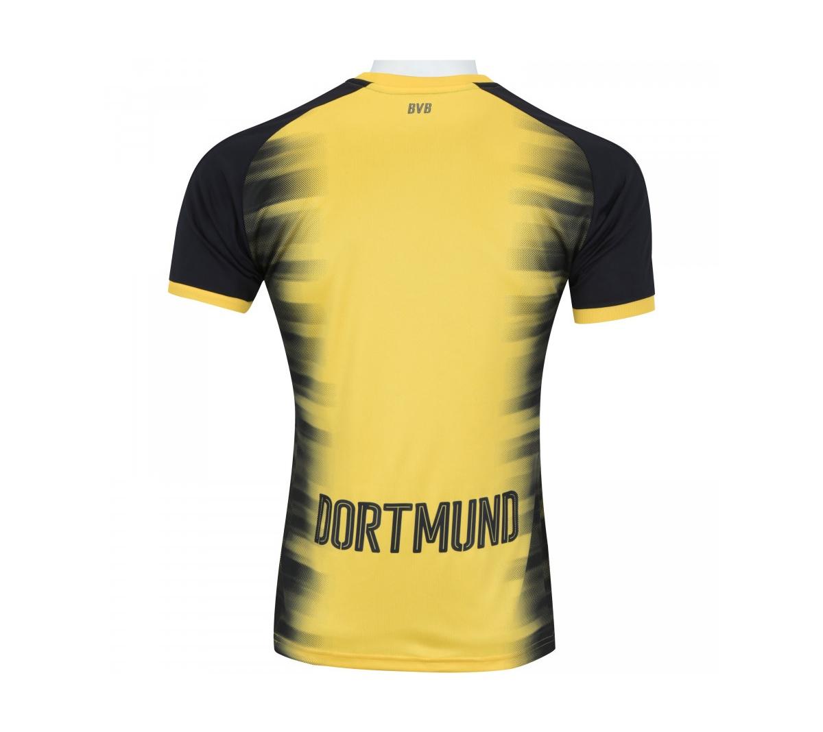 Camisa Puma Borussia Dortmund III Oficial 17/18
