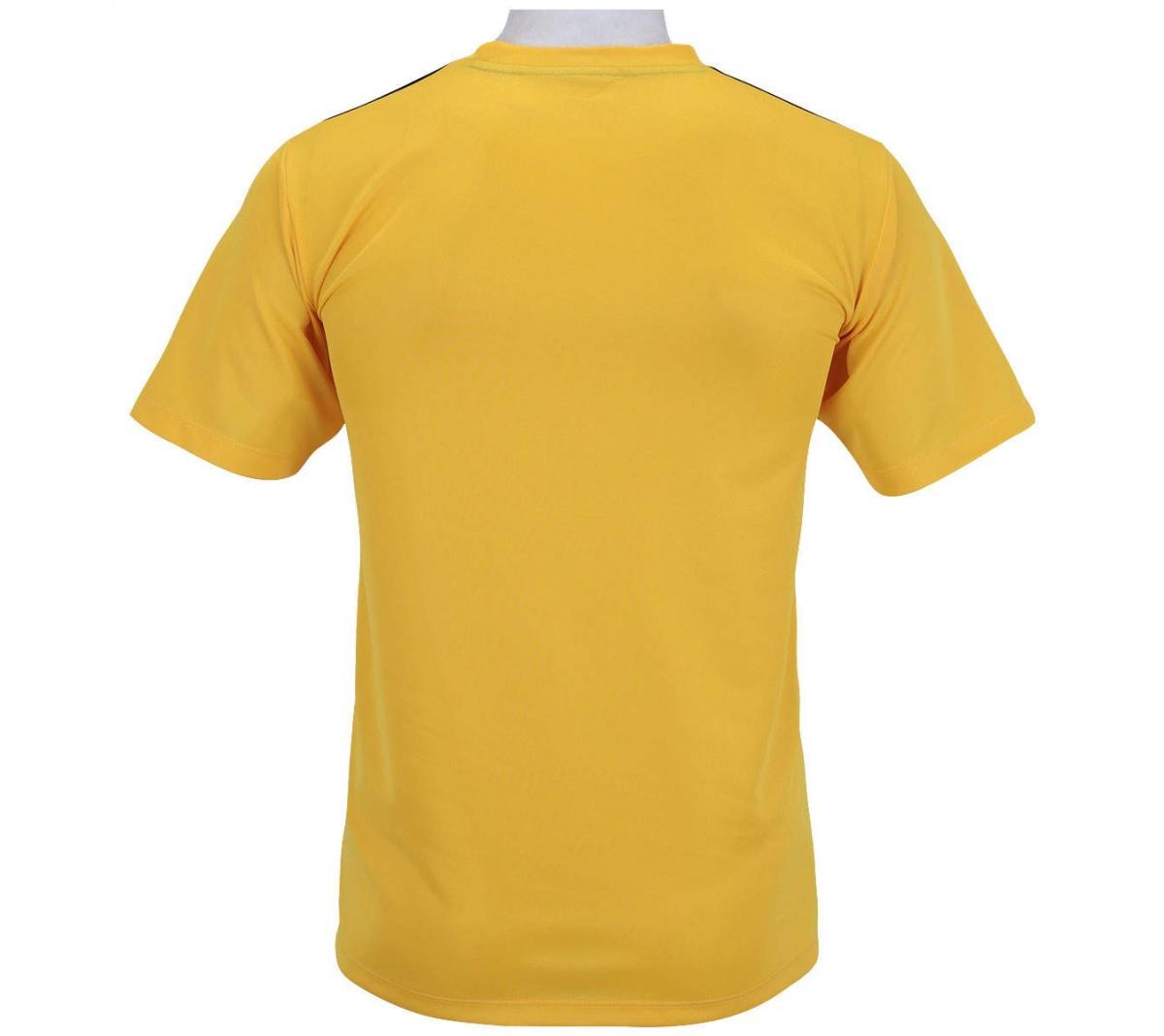 Camisa Puma Entry Training Amarelo com Preto - Mundo do Futebol 827e2875012a6