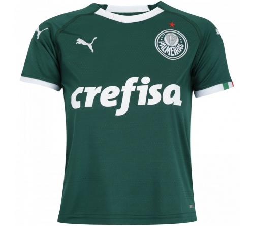 Camisa Puma Palmeiras I Infantil 2019