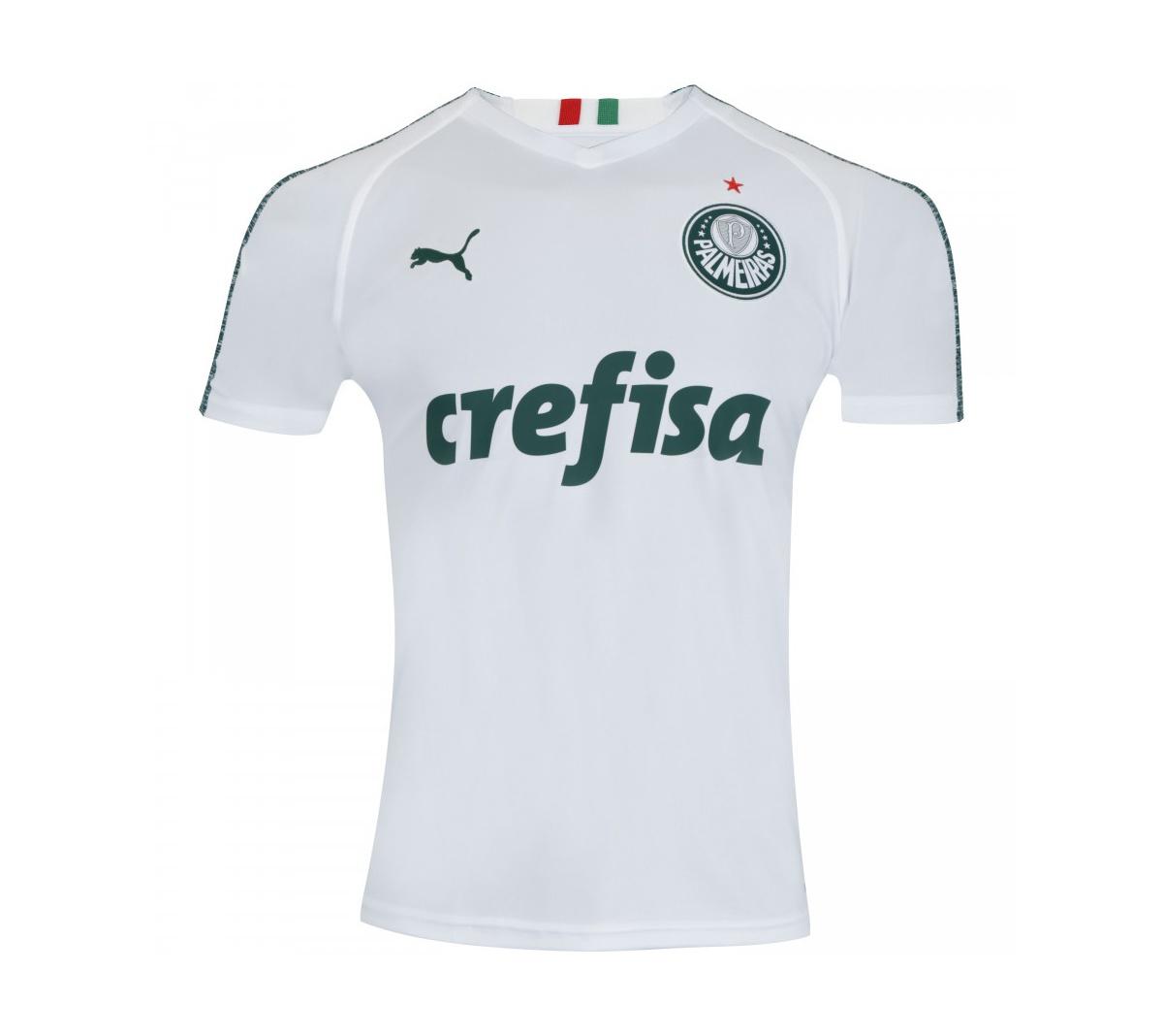 Camisa Puma Palmeiras II Of. 2019 Adulto