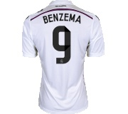 Camisa Real Madrid I Benzema