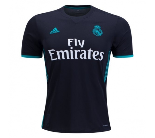 Camisa Real Madrid II Adidas 2017/18