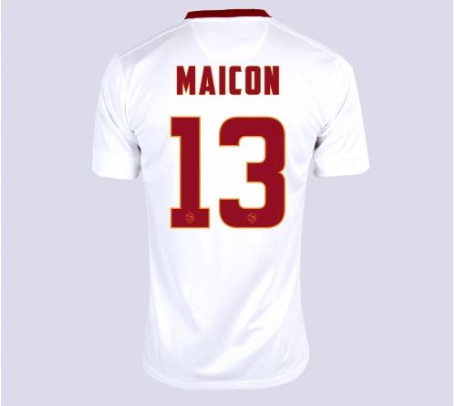 Camisa Roma II Maicon