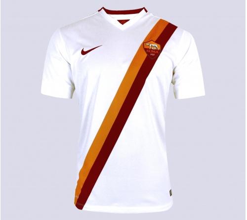 Camisa Roma II Nike Oficial 2014/15