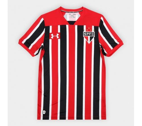 Camisa São Paulo II Under Armour 2017/18 S/N