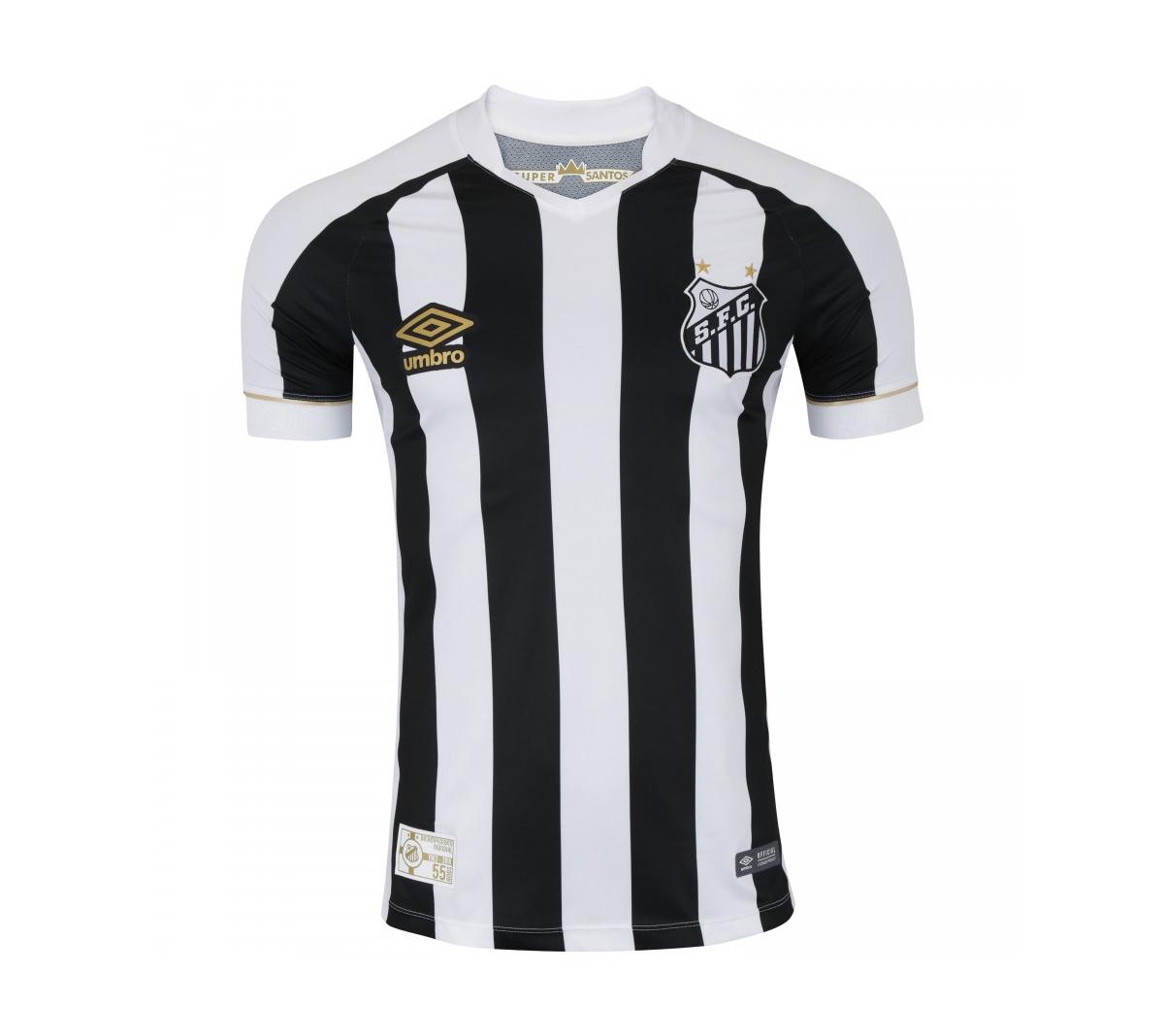 4dfb1ecc17 Camisa Umbro Santos II Oficial 2018 Camisa Umbro Santos II Oficial 2018 ...