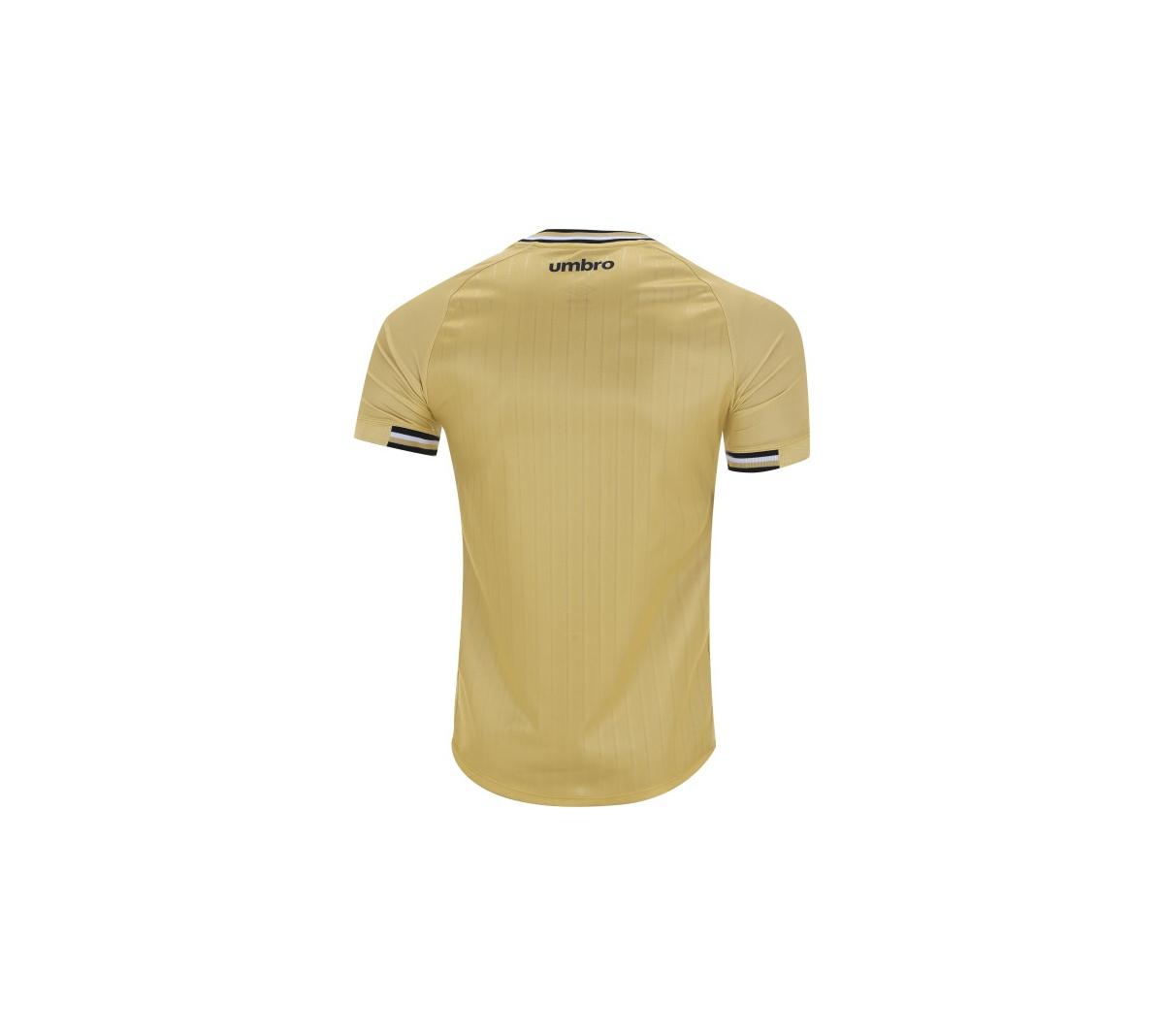 Camisa Umbro Santos III 2018/19.