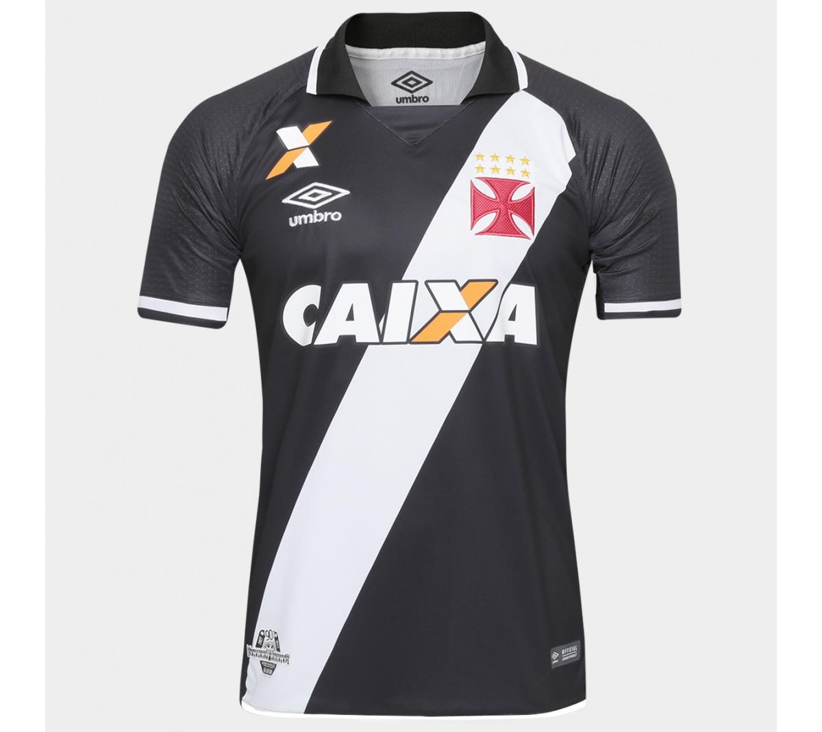 Camisa Umbro Vasco I Oficial 2017