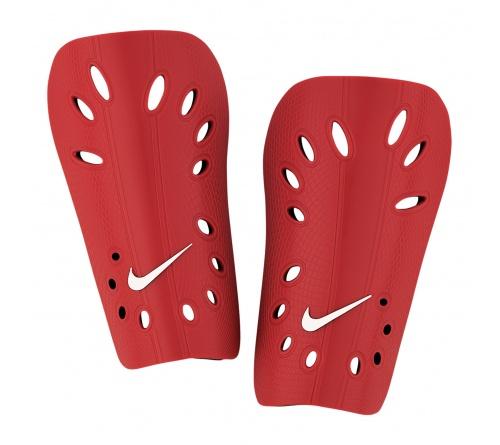 Caneleira Nike J Guard Soccer Shin Vermelha