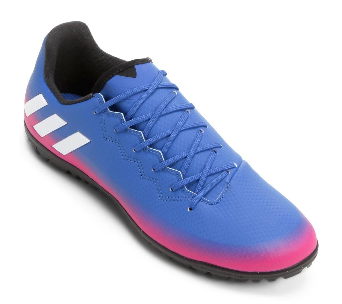 Chuteira Messi 16.3 Adidas Society Chuteira Messi 16.3 Adidas Society ... 2dfe22b5974aa