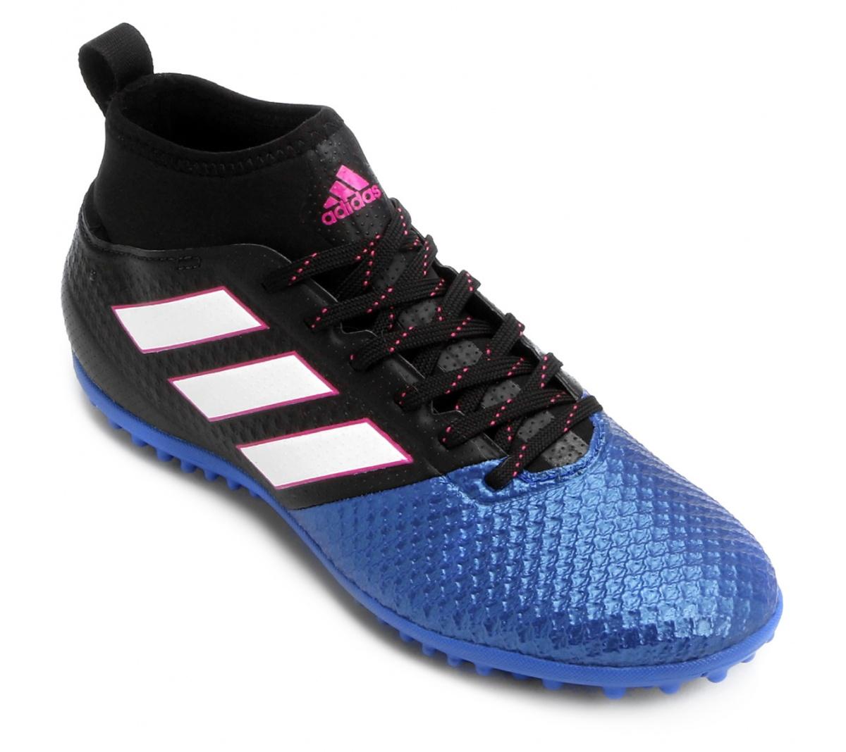 59ff719335f Chuteira Adidas Ace 17.3 PRIMEMESH Society Chuteira Adidas Ace 17.3  PRIMEMESH Society ...