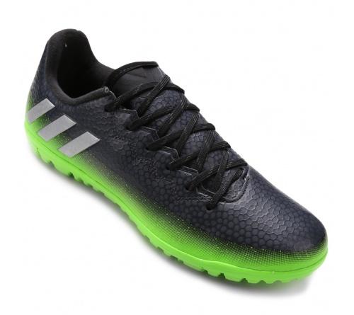 Chuteira Adidas Messi 16.3 Society Vd/Pt