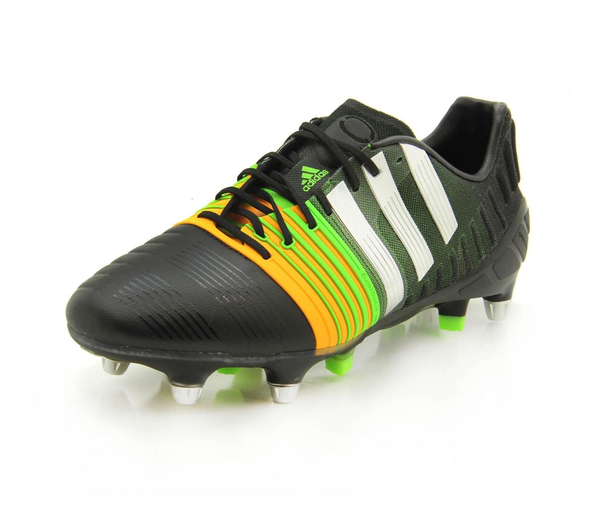 4e842c770c0cb Chuteira Adidas Nitro Charge 1.0 SG Campo - Mundo do Futebol