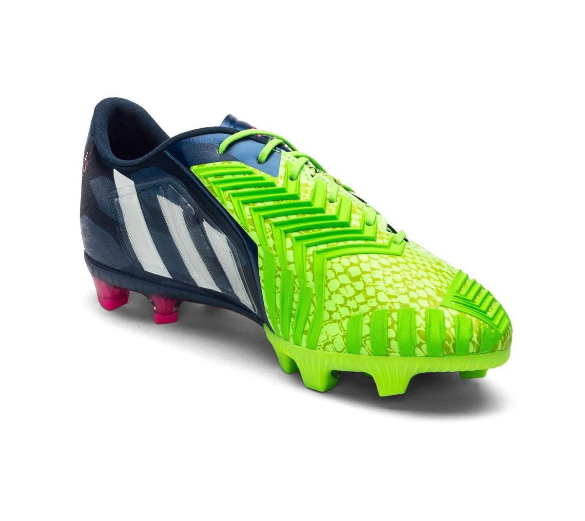 Chuteira Adidas Predator Instinct FG - Mundo do Futebol cd5fd34a22b31