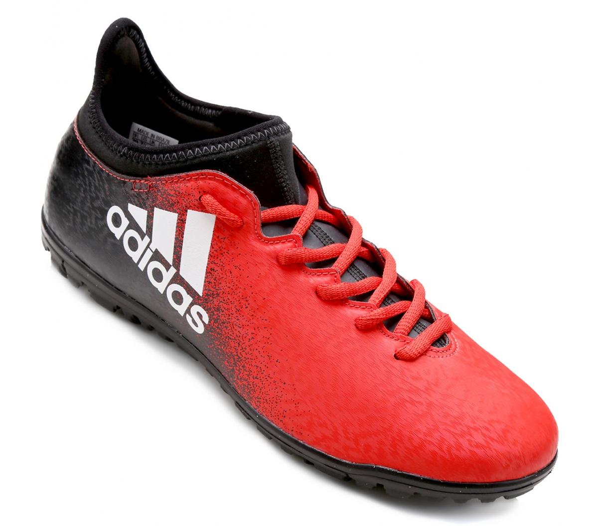 Chuteira Adidas X16.3  TF