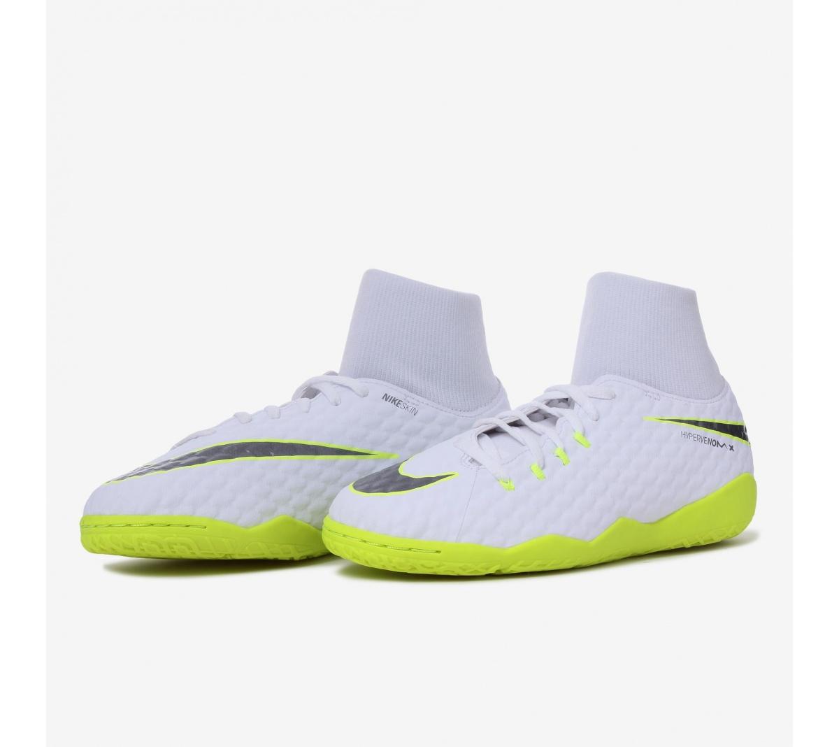 Chuteira Nike Hypervenom PhantonX 3 Academy Df Infantil