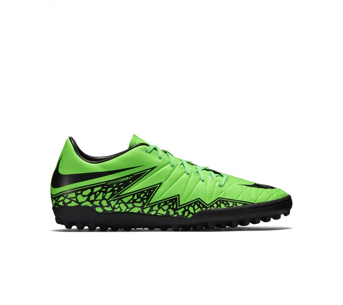 2eb026cb2c Chuteira Nike Hypervenom Phelon II Society Infantil Vd Pt - Mundo do ...