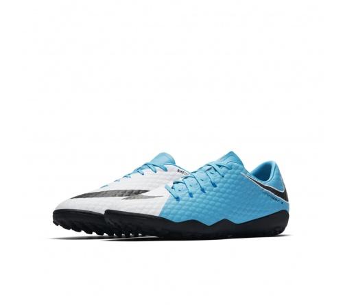 Chuteira Nike Hypervenom X  III Society Bc/Az