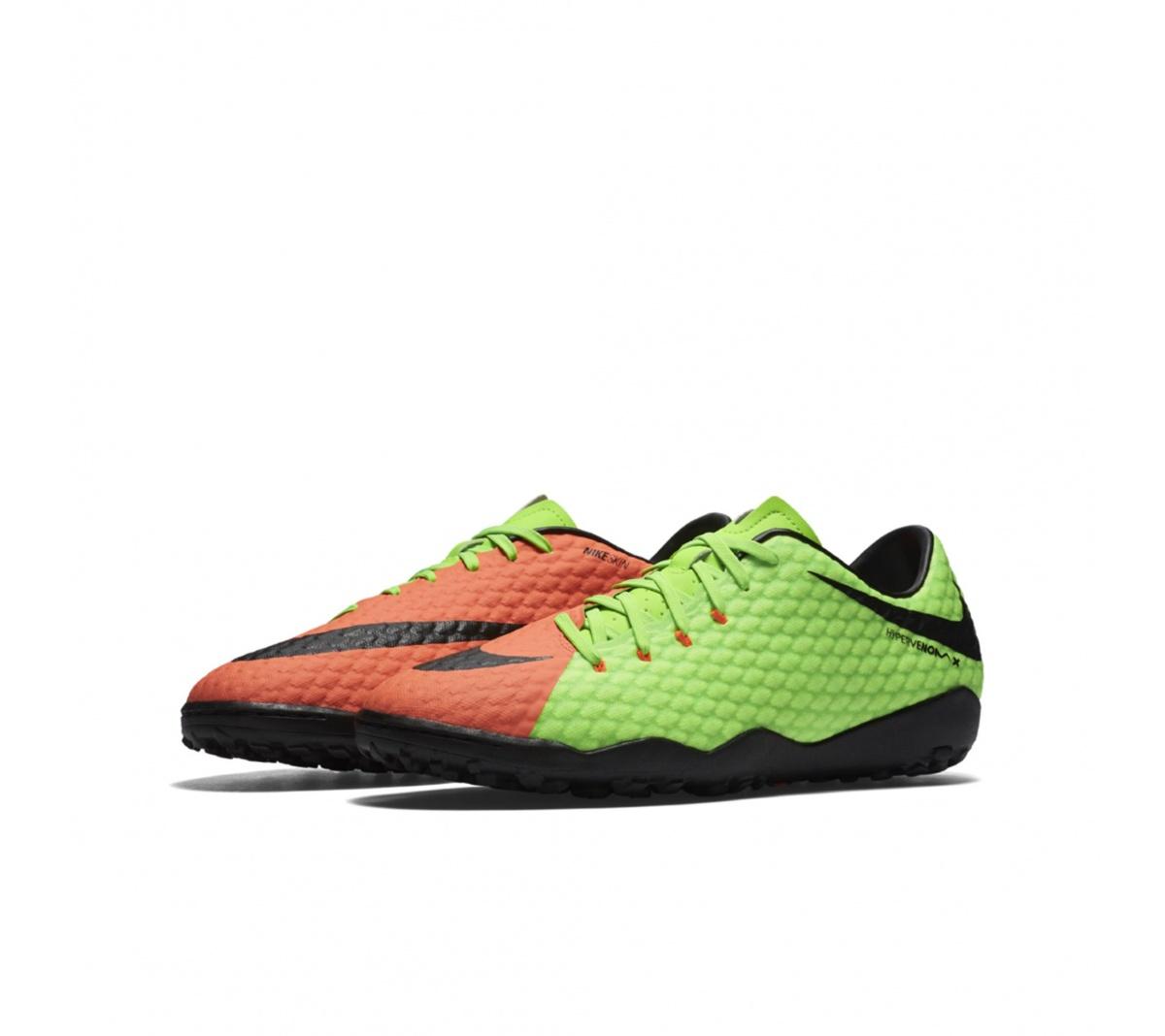 0237433173ab5 Chuteira Nike Hypervenom X III Society Vd/Rs - Mundo do Futebol