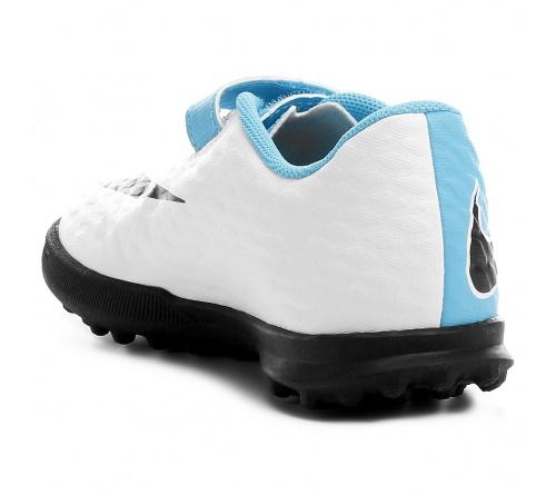 Chuteira Nike HypervenomX PHD Infantil Society