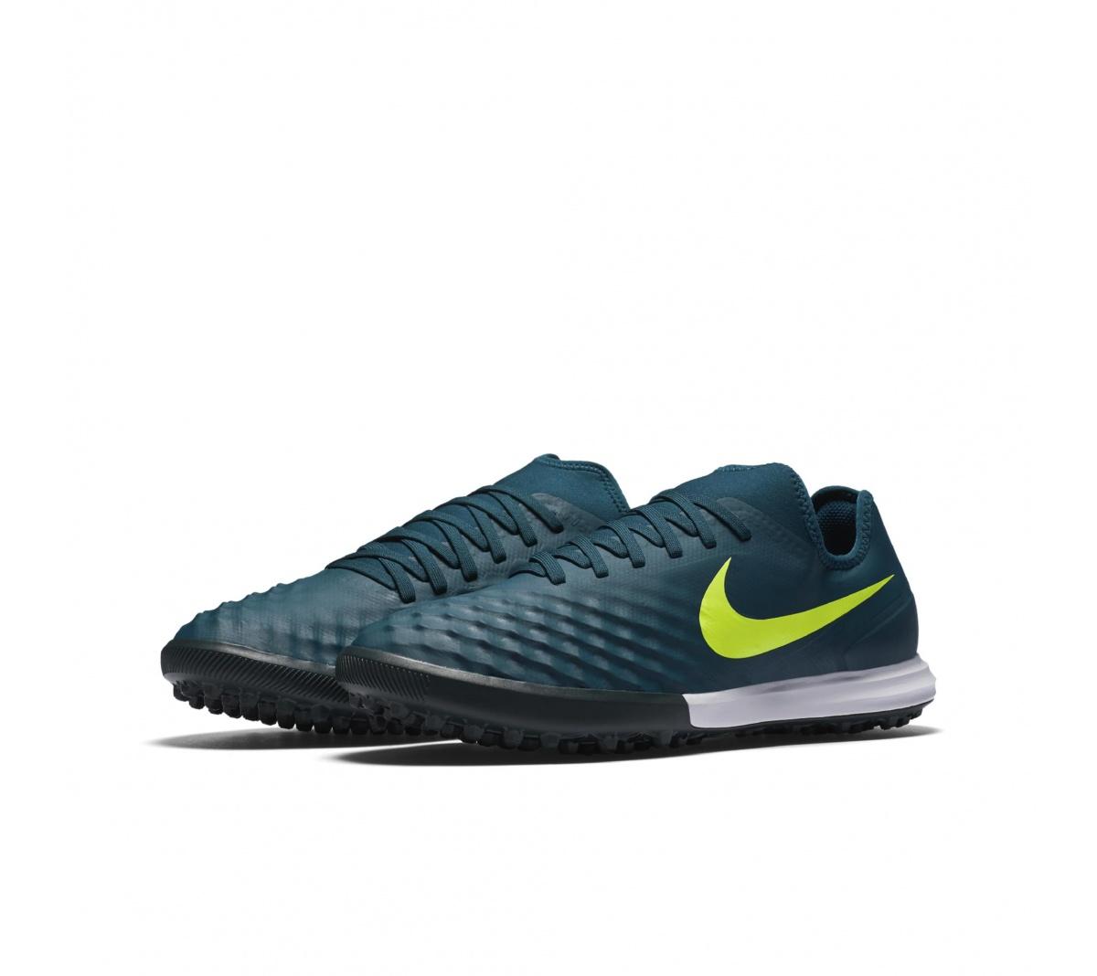 Chuteira Nike Magistax Finale Society New Verde - Mundo do Futebol 905ed4b3c167f