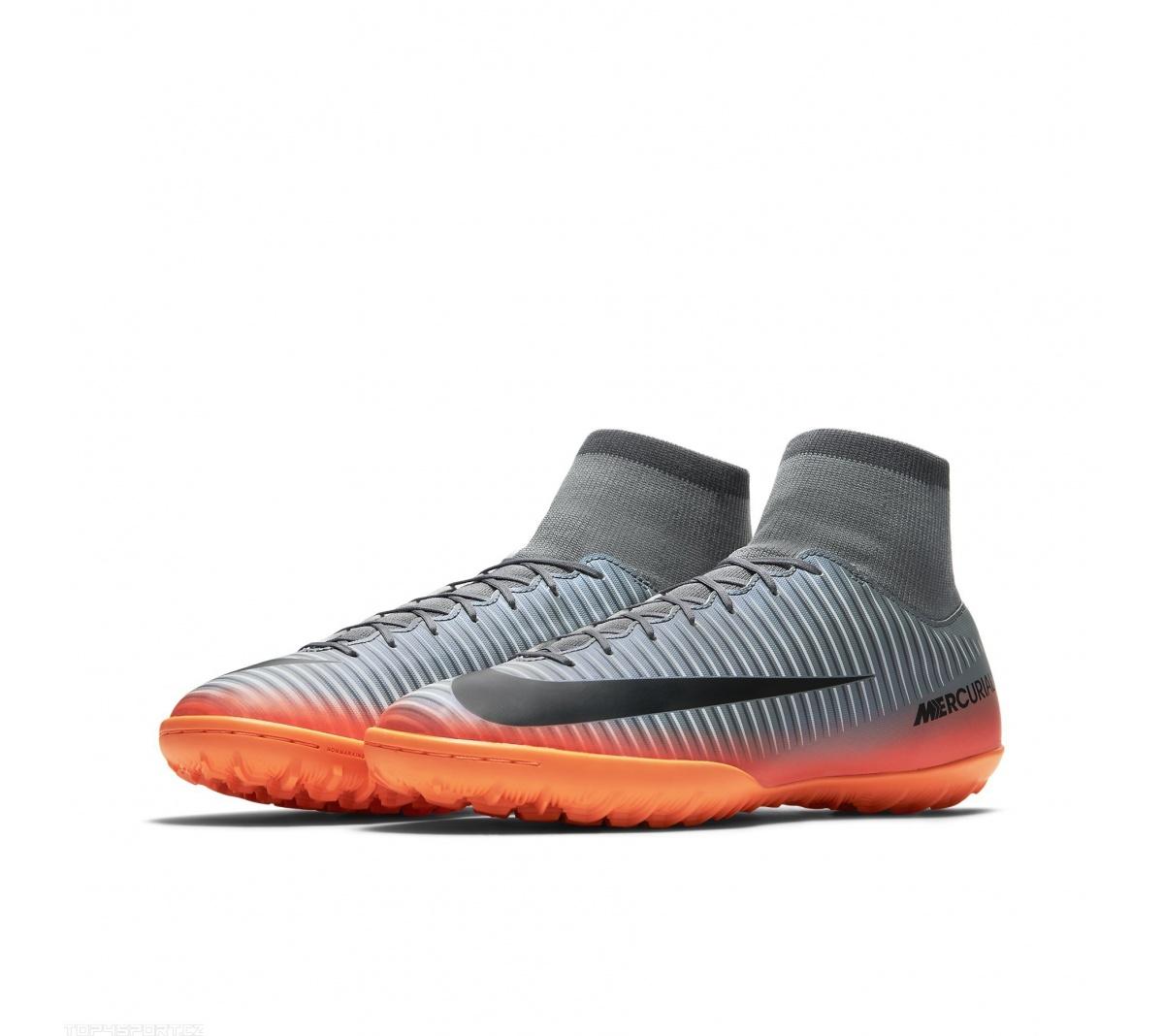 Chuteira Nike Mercurial CR7 DF Society - Mundo do Futebol 83d7b2c0176dc