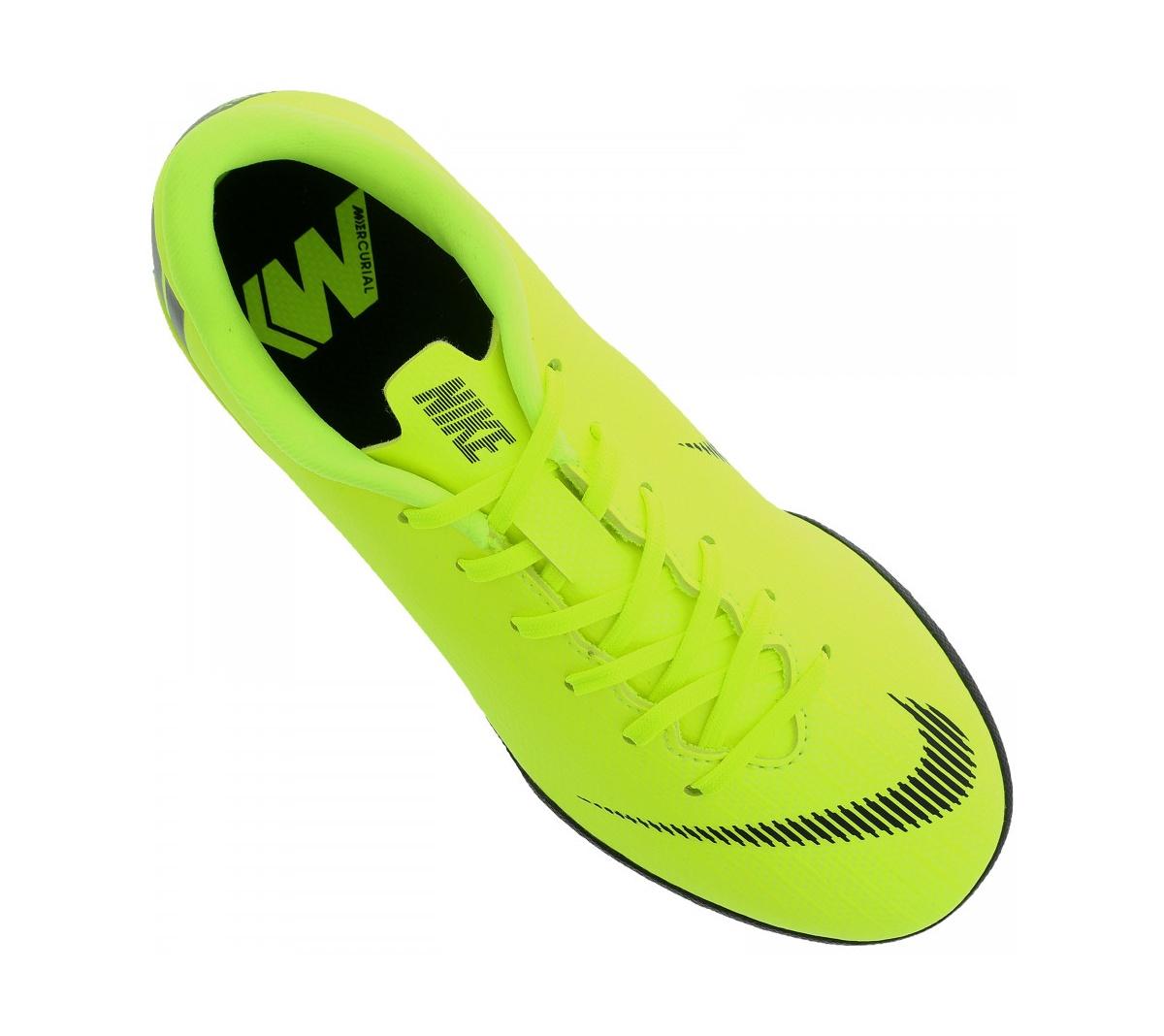 ba3023c1cf5c4 Chuteira Nike Mercurial Vapor 12 Academy Society Infantil - Mundo do ...