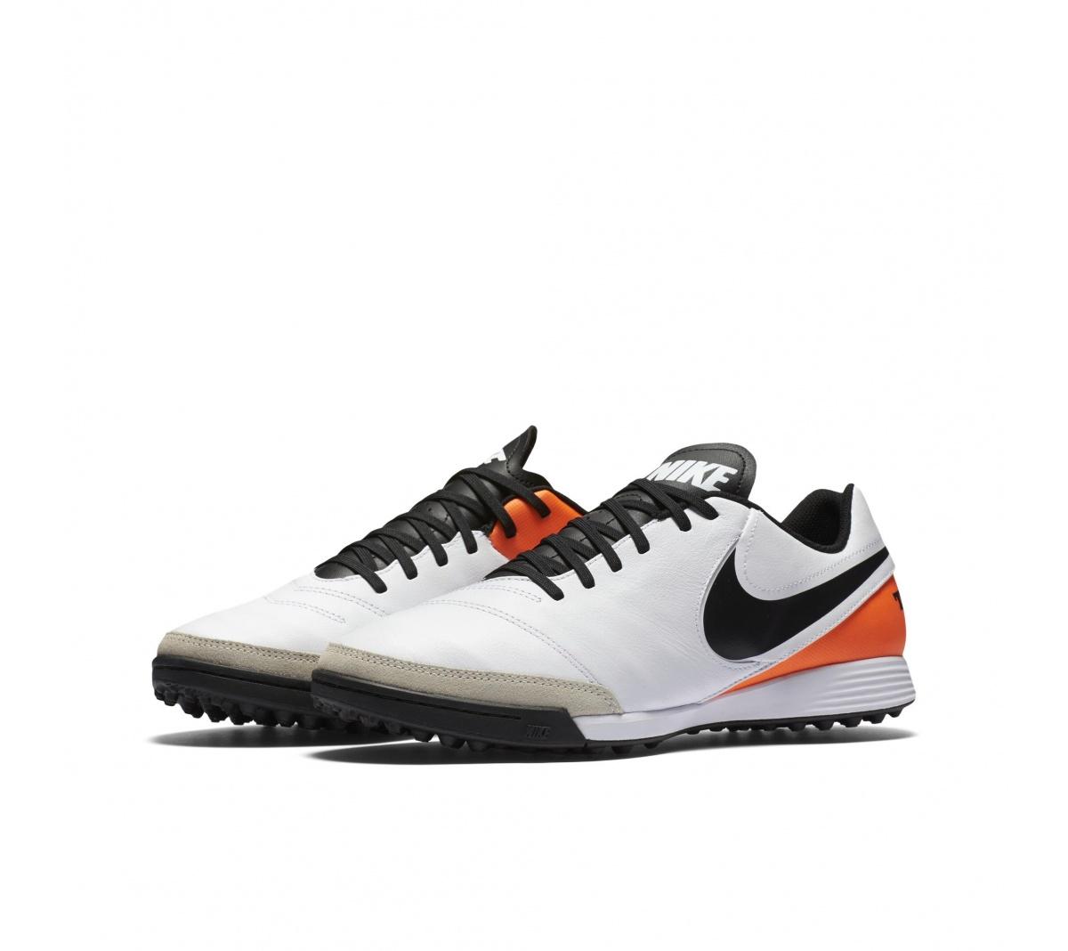 5fbb3e4b6fabc Chuteira Nike Tiempo Gênio II Society - Mundo do Futebol