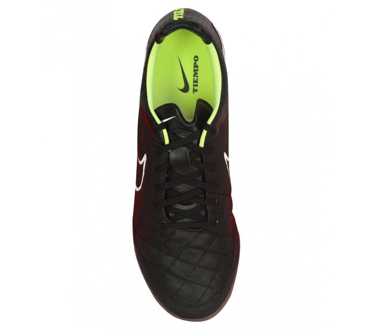 Chuteira Nike Tiempo Legacy Futsal - Mundo do Futebol b74068c31369f