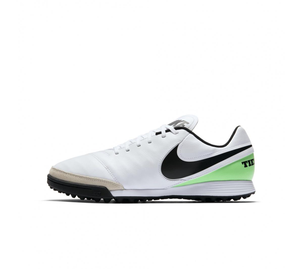 Chuteira Nike TiempoX Gênio II Leather Society Bc Vd - Mundo do Futebol 4ffda9e9ea40e