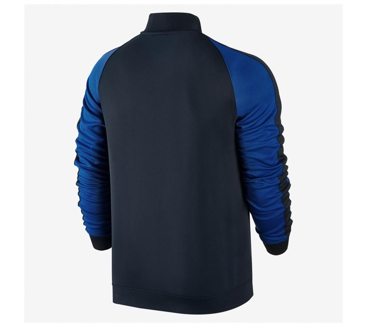 2ac31b7384 Jaqueta França Nike N98 2016 - Mundo do Futebol
