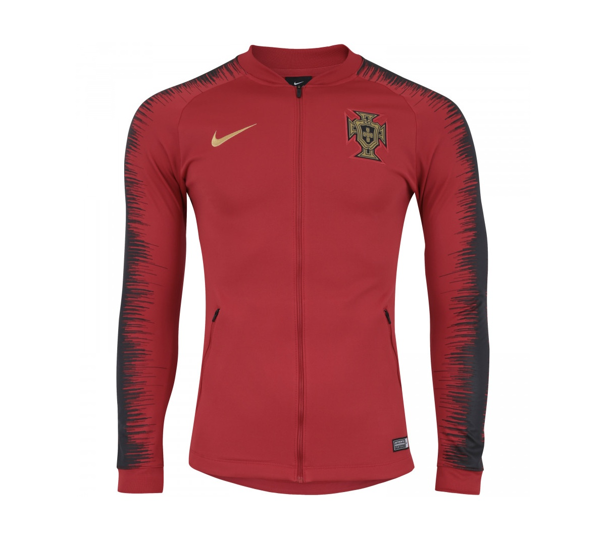 Jaqueta Nike Portugal Anthem Adulto 2018