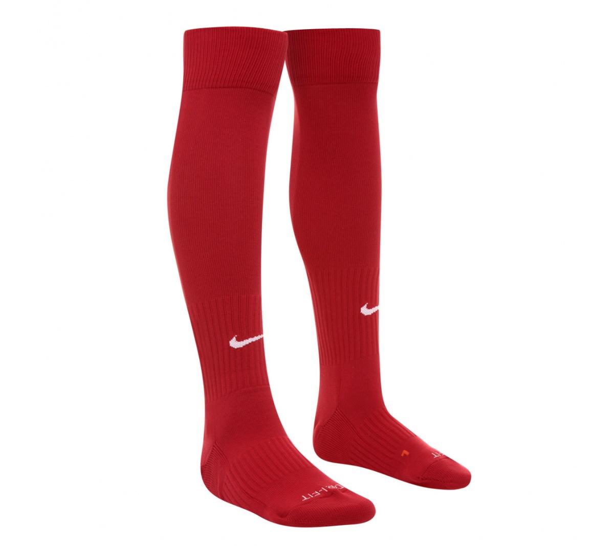 Meião Infantil Nike Classic Football Vermelho