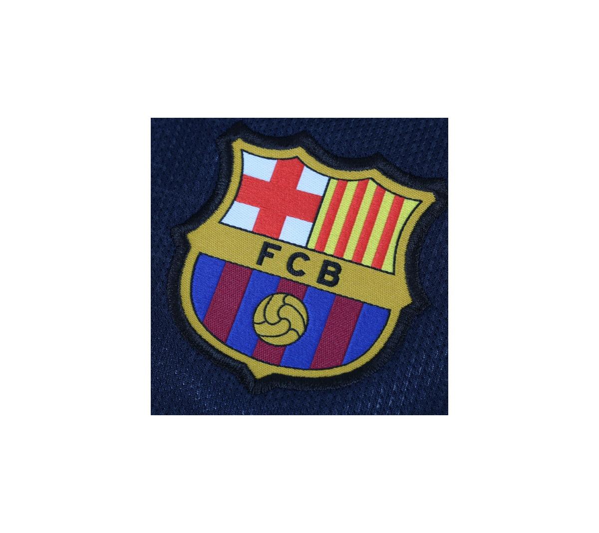 Shorts Nike Barcelona I Infantil  18/19.