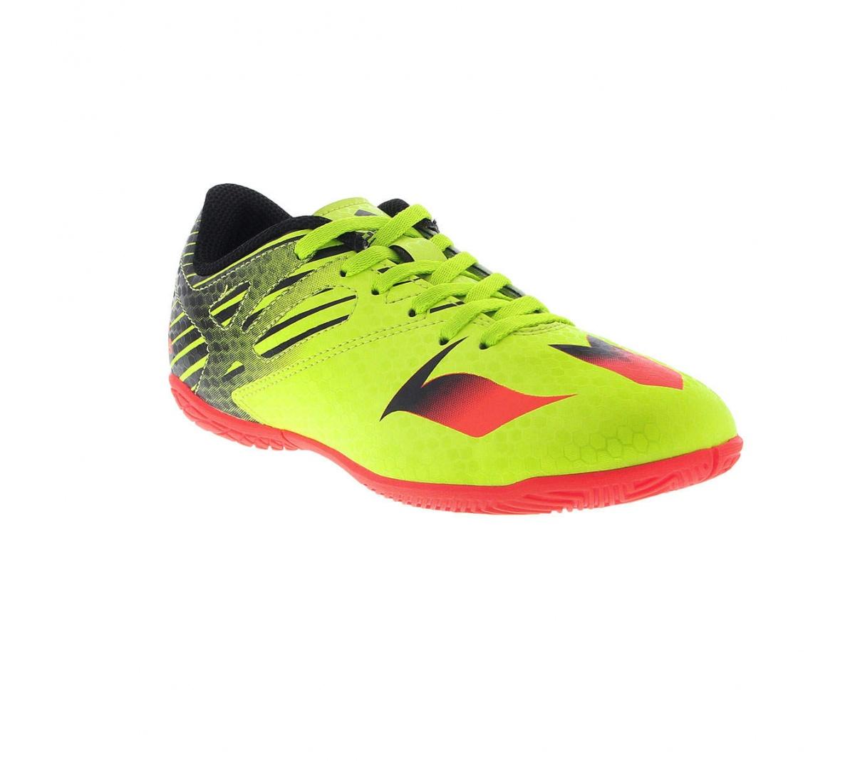 Tênis Adidas Messi 15 Futsal Infantil Tênis Adidas Messi 15 Futsal Infantil  ... a338581523d4a