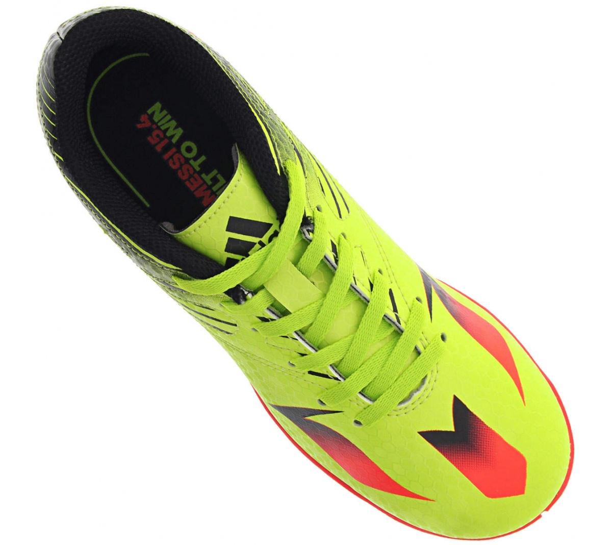 Tênis Adidas Messi 15 Futsal Infantil - Mundo do Futebol e5de5872e104e