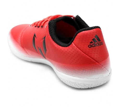 Tênis Adidas Messi 16.3 Futsal Infantil Vm/Bc