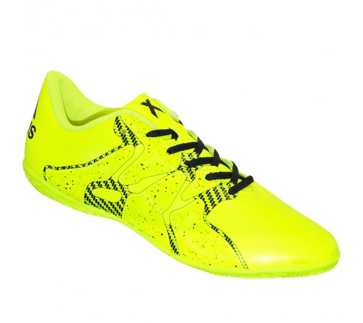 bc67d2640b2a2 Tênis Adidas X 15.4 Infantil Futsal Tênis Adidas X 15.4 Infantil Futsal ...