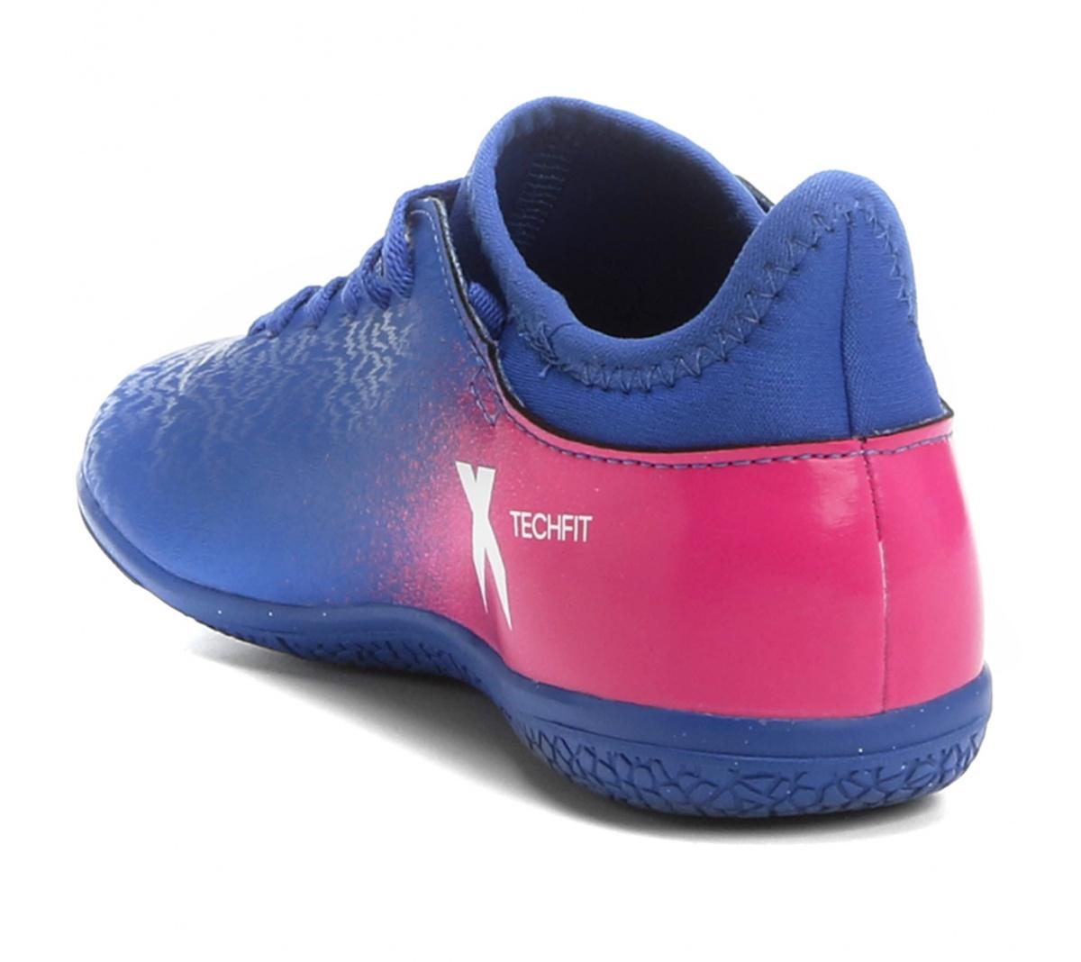 Tênis Adidas X 16.3 IN Infantil